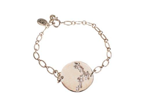 Sterling Silver Japanese Blossom Bracelet product image