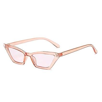 Yiwa Gafas de Vista Cat Eye Gafas de Sol para Mujer ...