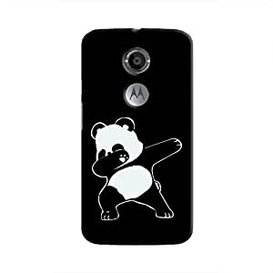 Cover It Up - Dabbing Panda Moto X2 Hard Case