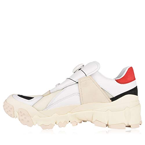 Puma White White Han Trailfox Disc whisper rv7xBrXw