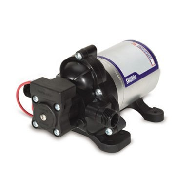 Shurflo Revolution Standard 12v Automatic Demand Pump Classic RV Pump 4008-101-E65: Automotive