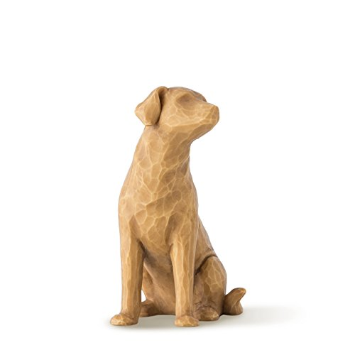 - Willow Tree Love My Dog (Light) Figure by Susan Lordi #27682