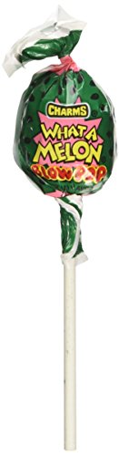 Charms What-a-Melon Blow Pops -