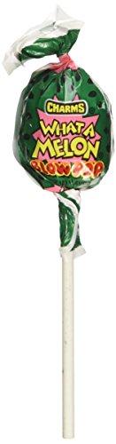 Charms What-a-Melon Blow Pops]()