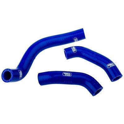 SamcoSport Radiator Hose Kit Blue - Fits: Husqvarna FC 450 2016-2018 by SamcoSport
