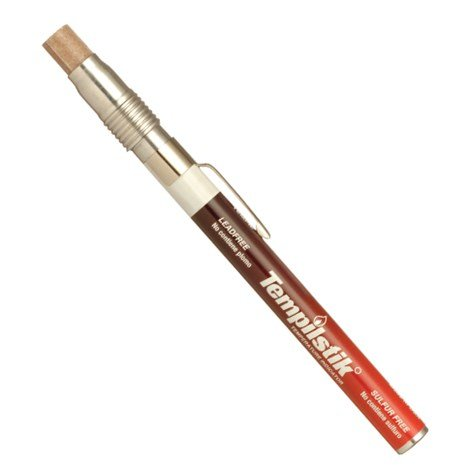Tempil Tempilstik Temperature Indicating Crayon,  550°F / 288°C; 10/Pk 028045(10 PIECES)