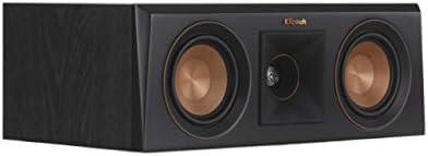 Klipsch RP-400C Center Channel Speaker Ebony