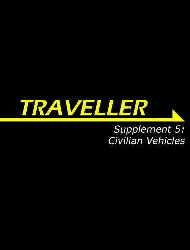 Mongoose Vehicle - Traveller Supplement 5: Civilian Vehicles (Traveller Sci-Fi Roleplaying)