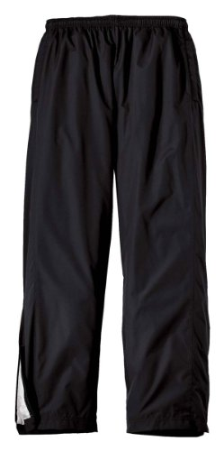 Sport-Tek Men's Wind Pant L Black
