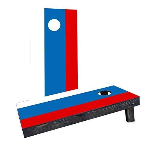 暮らし健康ネット館 Custom Cornhole [並行輸入品] Cornhole Russia Boards Incorporated CCB282-C-RH Russia National Flag Cornhole Boards [並行輸入品] B07HLFJ45L, サンワマチ:17e0e846 --- arianechie.dominiotemporario.com