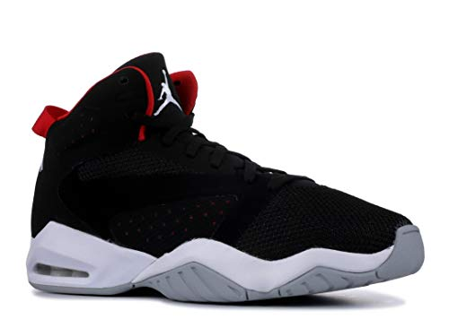 Jordan Lift Off Black/White-University Red (10 D(M) US)