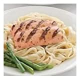 Trident Redi Grilled Alaskan Fully Cooked Salmon Portion - 4 Ounce, 10 Pound - 1 each.