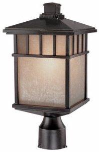 Dolan Designs 9116-68 Barton 1 Light Post Light, Winchester