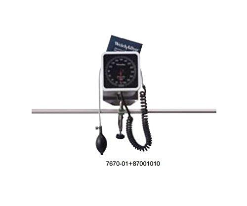 ウェルチアレン0-8229-31血圧計[タイコス767シリーズ]87001010ベッド取り付け金具(パイプ用)   B07BD36KSW