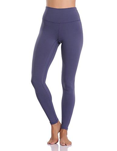 Colorfulkoala Women's Buttery Soft High Waisted Yoga Pants Full-Length Leggings