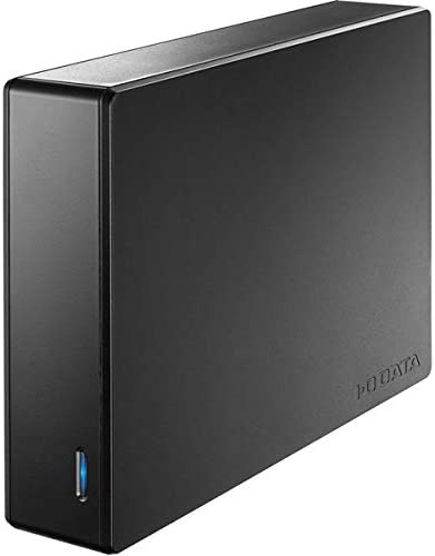 アイ・オー・データ機器 HDJA-UT8W/LD USB3.1 Gen1(USB3.0)/2.0対応外付ハードディスク(長期保証&保守サポート) 8TB