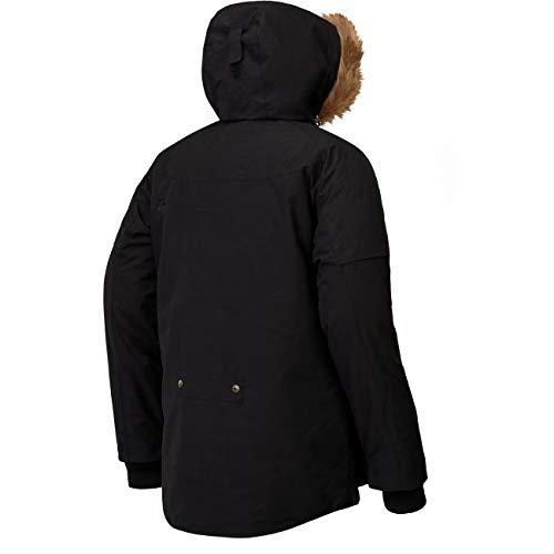 Jacket Kodiak Veste Noir Black Organic Picture gZqwH7q
