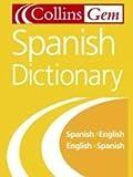 Spanish Dictionary, HarperCollins Publishers Ltd. Staff, 0007126255