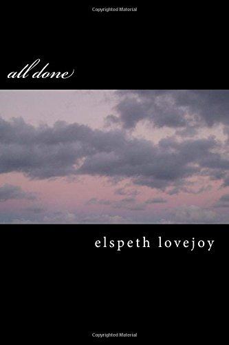 all done (cierry dreams) (Volume 4)