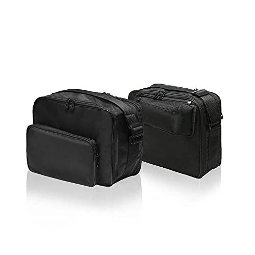 Getmore Parts Motorrad-Koffer Innentaschen kompatibel mit BMW Vario Koffer R1250GS R1200GS F850GS F750GS Zubehör für…