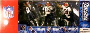 NFL New England Patriots Sports Picks Series 12 Corey Dillon Action Figure