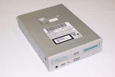 クリエイティブ–DVD - ROM iuo9tb070crb 5x pc-dvd dxr2with dynamicxtended