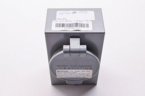 Honda 32316-189-PB31 Pwr Inlet Box,L5-30; 32316189PB31 Made by Honda by Honda