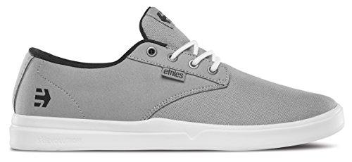 Etnies Jameson SC, Hommes de skateboard - gris - Gris/noir/blanc, 46 EU M
