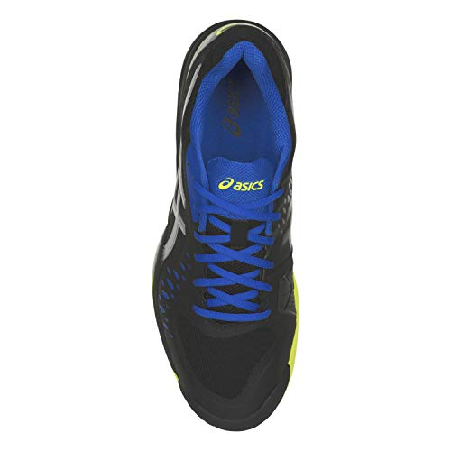 Uomo Gel 12 Tennis Da silver Scarpe Multicolore black 014 challenger Asics Clay T0AdqwT