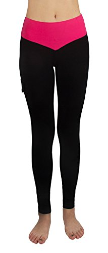 4How-Womens-Yoga-Tight-Capri-Leggings