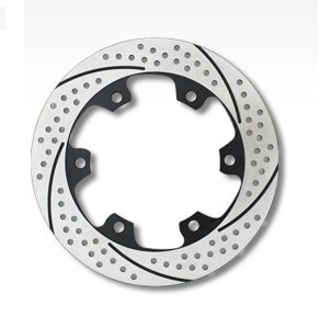 ZXR400 '89-'90 REAR BRAKE DISK ROTOR Premium racing right side ER052   B01MPWVDU8