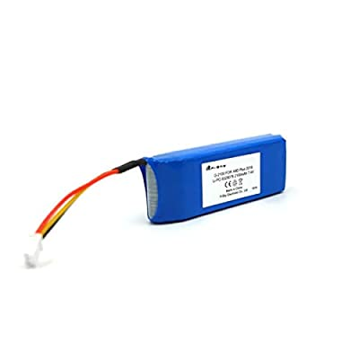 FrSky G-2100 LiPo Battery Pack 7.4V 2100mAh Use for FrSky Taranis X9D Plus 2020 Transmitter: Home Audio & Theater