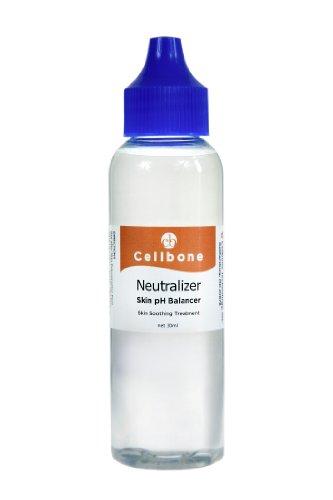 Neutralisant peau équilibreur de pH permet d'équilibrer le pH de votre peau pour la neutralisation efficace et sans danger après épluchage.