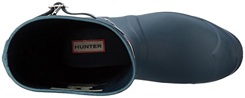 Botas Hunter Original Short Ocean Azul Oscuro