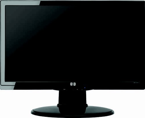 "18.5"" HP S1931a DVI Blu-ray 720p Widescreen LCD Monitor w/Speakers & HDCP Support (Black)"