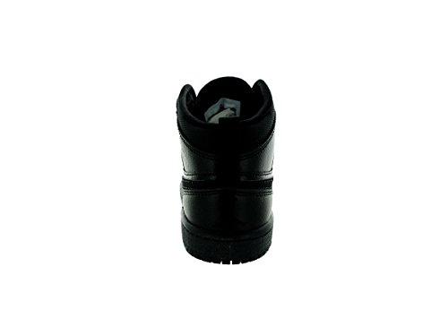 Lacoste Herren Giron HTB Sneaker, Schwarz / Dunkelgrau, 10 D Schwarz / Schwarz-Schwarz