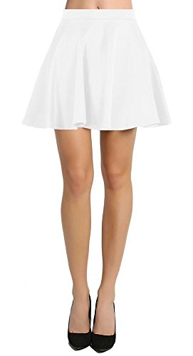 Skater Women Stretch Skirts Waistband product image