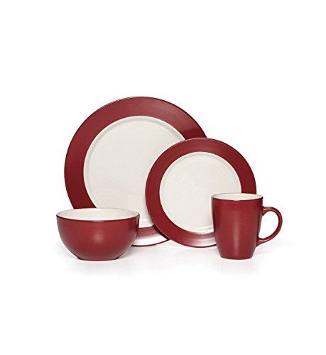 pfaltzgaff harmony 16pieces dinnerware set red by pfaltzgraff everyday - Pfaltzgraff Patterns