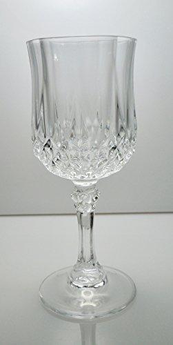 Cris D' Arques Longchamp Water Goblet 7 1/4