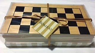 Bombay Wooden Chess Set