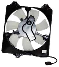 TYC 610460 Toyota RAV4 Replacement Condenser Cooling Fan ()