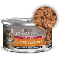 Pro Plan Adult Cat Chicken Can 24/3 Oz