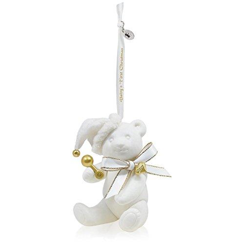 Hallmark QGO1757 Precious Baby's First Christmas Ornament