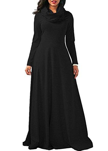 cowl neck prom dresses - 6