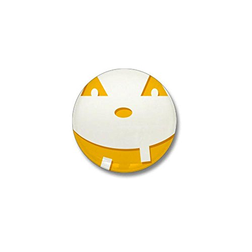CafePress - pumpkin Mini Button - 1