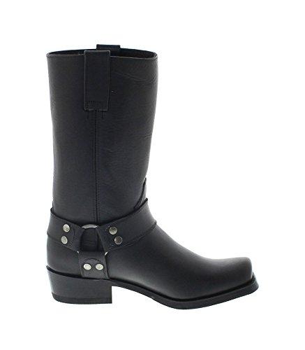 Boots Boots Sendra donna multicolore 8833 multicolore multicolore multicolore Nero Stivali dxqZP