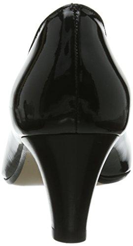 Evita Pumps Black Pumps Geschlossen Shoes Women's Schwarz rBqa1rw