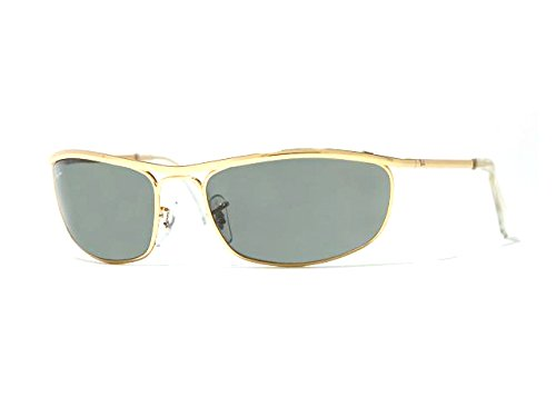 Ray-Ban Sunglasses - RB3119 Olympian / Frame: Gold Lens: G-15 XLT - Rb3119 Sunglasses