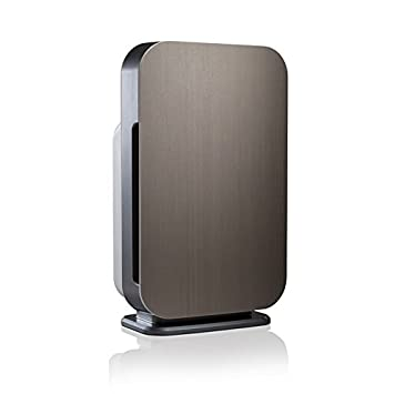 Alen BreatheSmart Flex Air Purifier for Bedrooms Living Rooms – HEPA Filter for Mold Bacteria – 700 sqft – Brushed Stainless