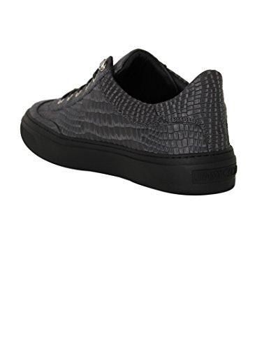 Jimmy Choo Zapatillas Para Hombre Gris Gris It - Marke Größe